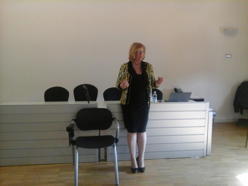 Loretta Lazzarini